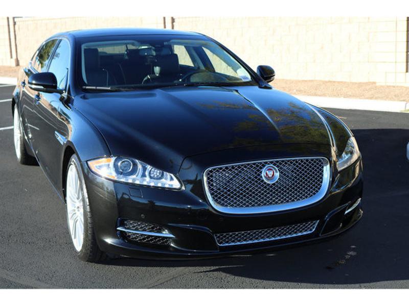 2015 Jaguar XJL Supercharged RWD  in Las Vegas, NV