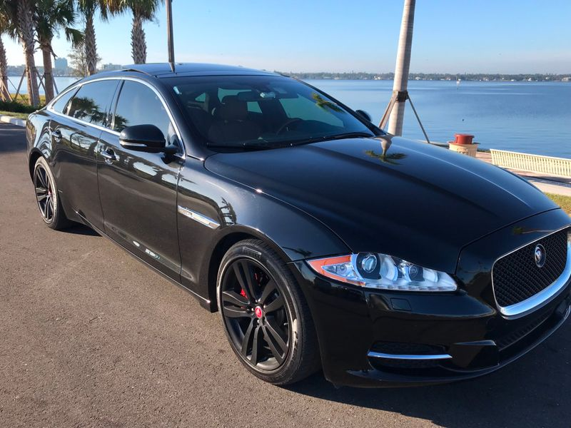 2015 Jaguar XJL Portfolio SUPERCHARGED  city FL  Manatee RV  in Palmetto, FL