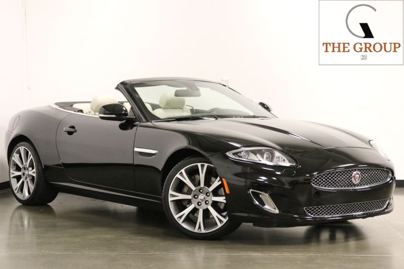2015 Jaguar XK Roadster   city NC  The Group NC  in Mansfield, NC