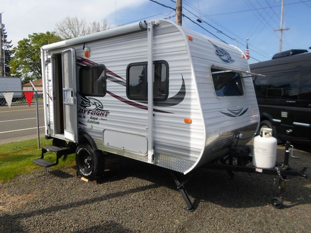 2015 Jayco Jay Flight SLX Baja 145RB Salem, Oregon 0