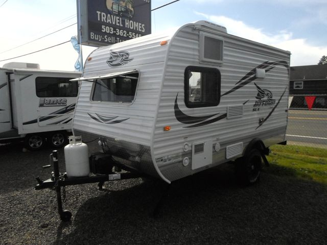 2015 Jayco Jay Flight SLX Baja 145RB Salem, Oregon 1
