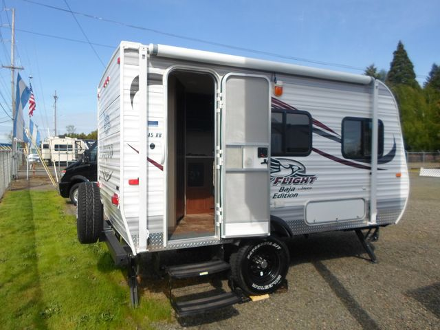 2015 Jayco Jay Flight SLX Baja 145RB Salem, Oregon 3