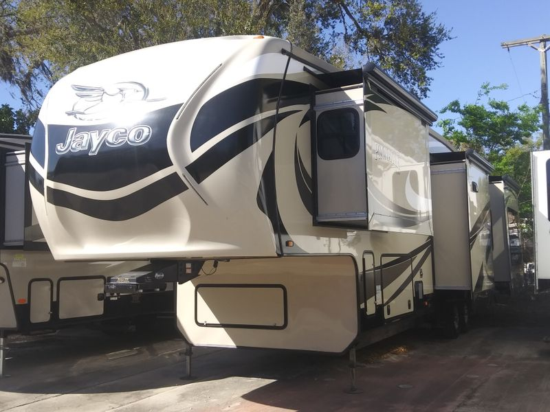 2015 Jayco Pinnacle 36REQS  city FL  Manatee RV  in Palmetto, FL