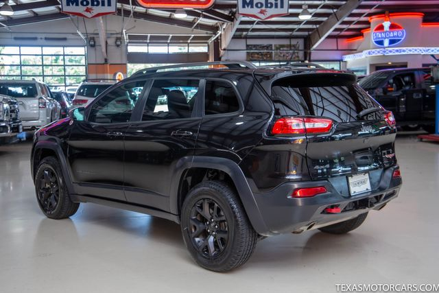 2015 Jeep Cherokee Trailhawk 4x4 in Addison, Texas 75001