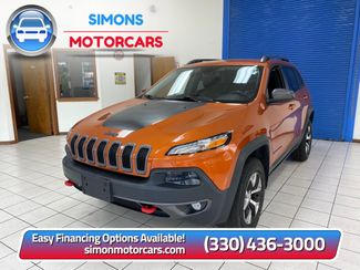 2015 Jeep Cherokee Trailhawk in Akron, OH 44320