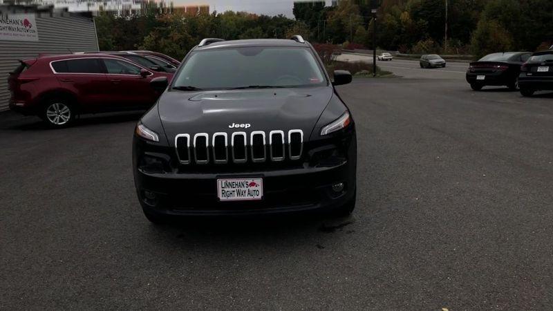 2015 Jeep Cherokee Latitude  in Bangor, ME