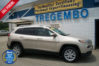 2015 Jeep Cherokee 4WD Latitude in Bentleyville Pennsylvania, 15314
