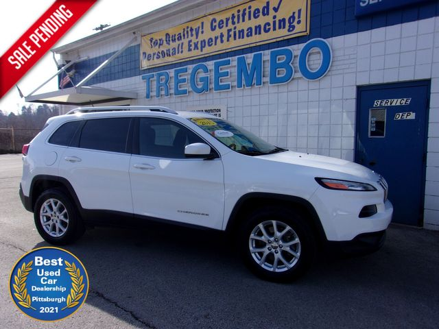 2015 Jeep Cherokee Latitude in Bentleyville, Pennsylvania 15314