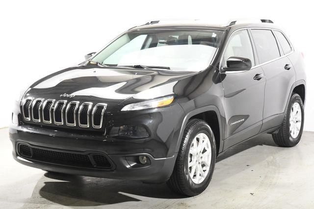 2015 Jeep Cherokee Latitude in Branford, CT 06405