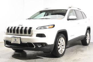 2015 Jeep Cherokee Limited Nav & Sunroof in Branford, CT 06405