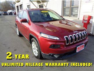 2015 Jeep Cherokee Latitude in Brockport NY, 14420
