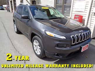 2015 Jeep Cherokee Latitude in Brockport NY, 14420