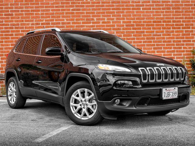2015 Jeep Cherokee Latitude Burbank, CA 1