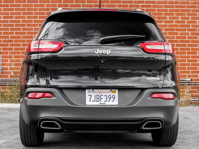 2015 Jeep Cherokee Latitude Burbank, CA 3