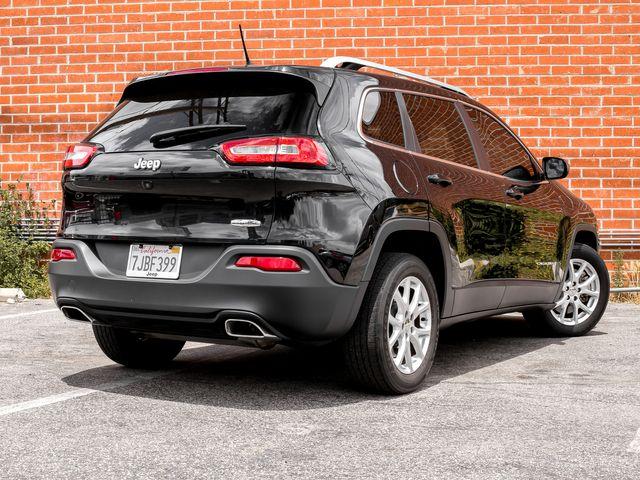 2015 Jeep Cherokee Latitude Burbank, CA 6