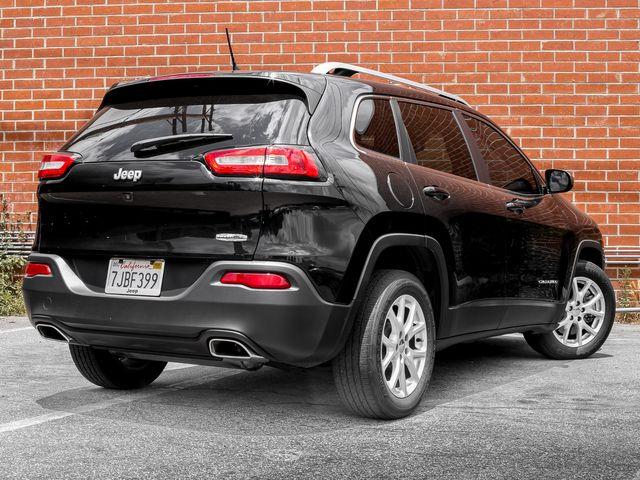 2015 Jeep Cherokee Latitude Burbank, CA 7