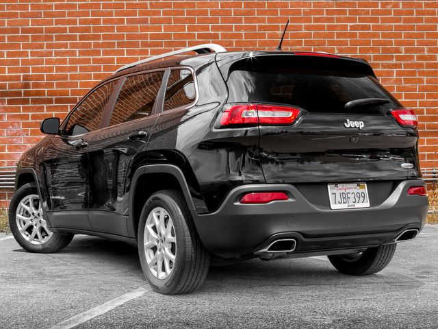2015 Jeep Cherokee Latitude Burbank, CA 8