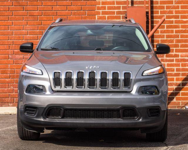 2015 Jeep Cherokee Sport Burbank, CA 1