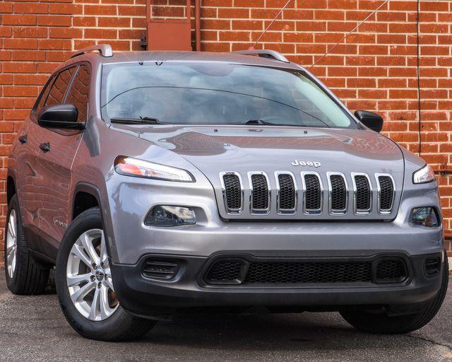 2015 Jeep Cherokee Sport Burbank, CA 2