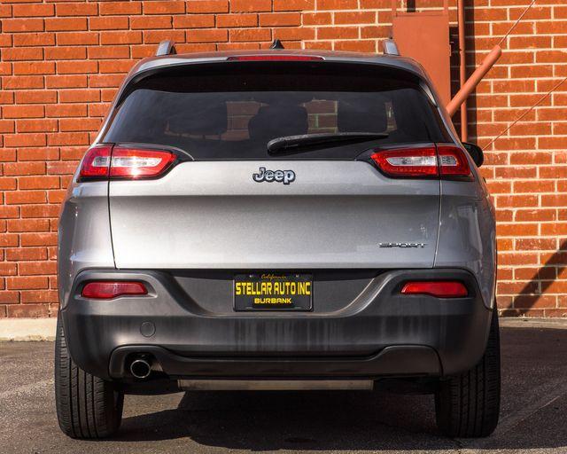 2015 Jeep Cherokee Sport Burbank, CA 6