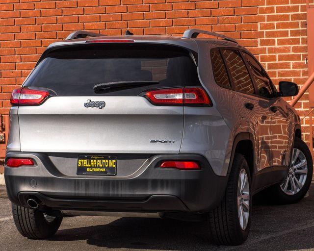 2015 Jeep Cherokee Sport Burbank, CA 7