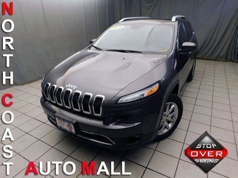2015 Jeep Cherokee Limited in Cleveland, Ohio