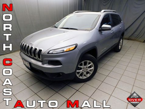 2015 Jeep Cherokee Latitude in Cleveland, Ohio
