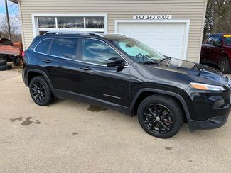 2015 Jeep Cherokee Latitude in Clinton, IA 52732