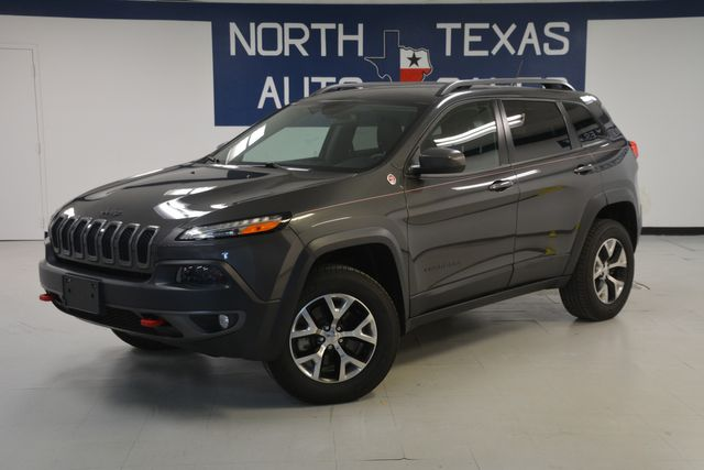 2015 Jeep Cherokee Trailhawk in Dallas, TX 75247