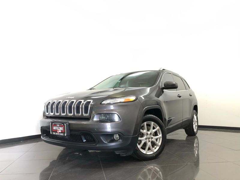 2015 Jeep Cherokee *Approved Monthly Payments*   The Auto Cave in Dallas