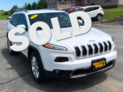 2015 Jeep Cherokee Limited in Derby, Vermont