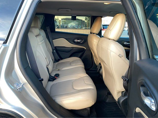 2015 Jeep Cherokee Limited in Dickinson, ND 58601