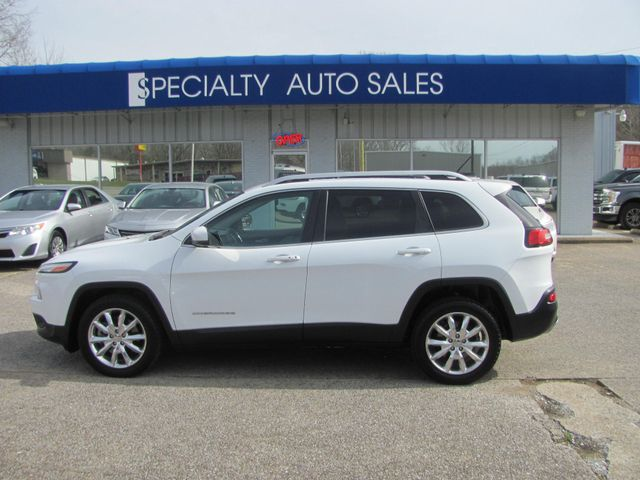 2015 Jeep Cherokee Limited Dickson, Tennessee