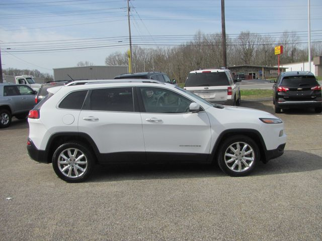 2015 Jeep Cherokee Limited Dickson, Tennessee 1