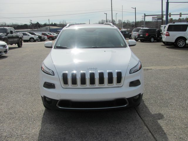 2015 Jeep Cherokee Limited Dickson, Tennessee 2