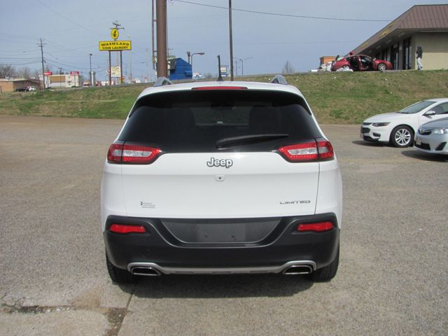 2015 Jeep Cherokee Limited Dickson, Tennessee 3