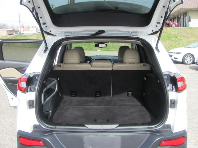 2015 Jeep Cherokee Limited Dickson, Tennessee 5