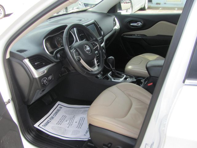2015 Jeep Cherokee Limited Dickson, Tennessee 8