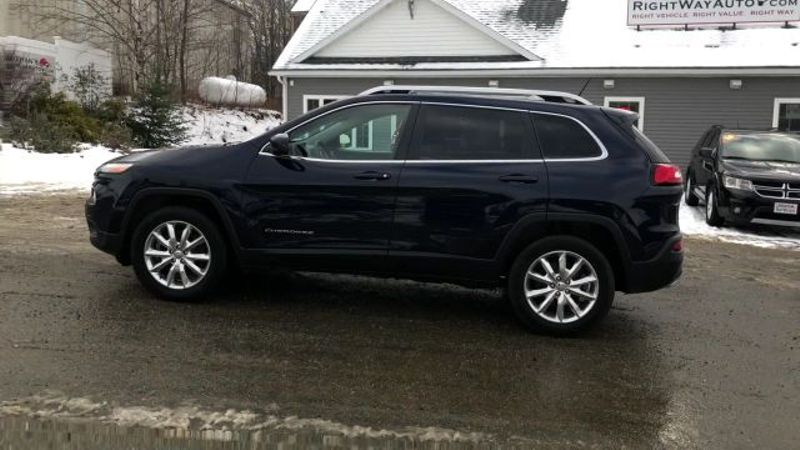 2015 Jeep Cherokee Limited  in Bangor, ME