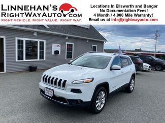 2015 Jeep Cherokee Limited in Bangor, ME 04401