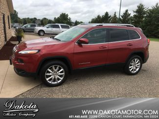 2015 Jeep Cherokee Limited Farmington, MN