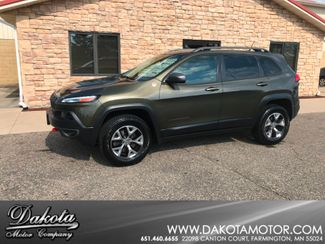 2015 Jeep Cherokee Trailhawk Farmington, MN