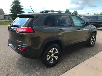 2015 Jeep Cherokee Trailhawk Farmington, MN 1