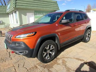2015 Jeep Cherokee Trailhawk in Fort Collins, CO 80524