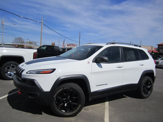 2015 Jeep Cherokee in Fort Smith, AR