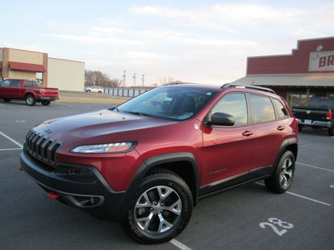 2015 Jeep Cherokee Trailhawk in Fort Smith, AR