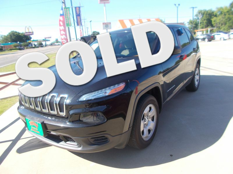 2015 Jeep Cherokee Sport | Gilmer, TX | Win Auto Center, LLC in Gilmer TX