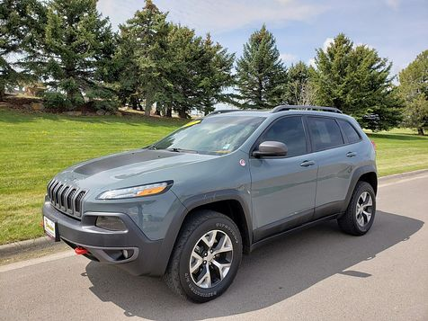 2015 Jeep Cherokee Trailhawk in Great Falls, MT