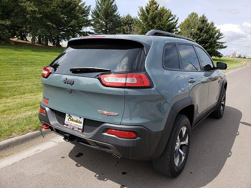 2015 Jeep Cherokee Trailhawk  city MT  Bleskin Motor Company   in Great Falls, MT