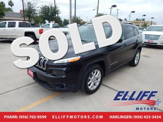 2015 Jeep Cherokee Latitude in Harlingen, TX 78550